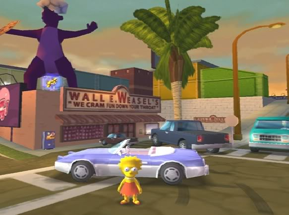 [PC] The Simpsons – Hit and Run Simpsons-HitandRun1