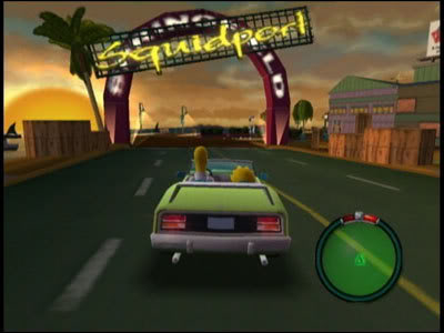 [PC] The Simpsons – Hit and Run Simpsons-HitandRun2