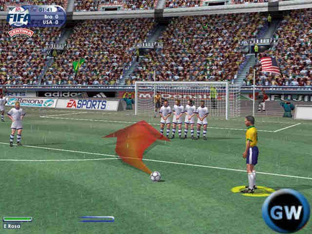 [PC] Fifa 2001 Fifa20012