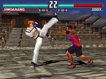 [PC] Tekken 3 Tekken3-1