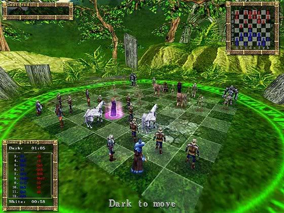 "[PC] AJEDREZ 3D ""FANTASIA"" EL MEJOR War-chess"