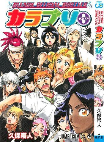 Bleach Books, les ouvrages indispensables. Bootleg