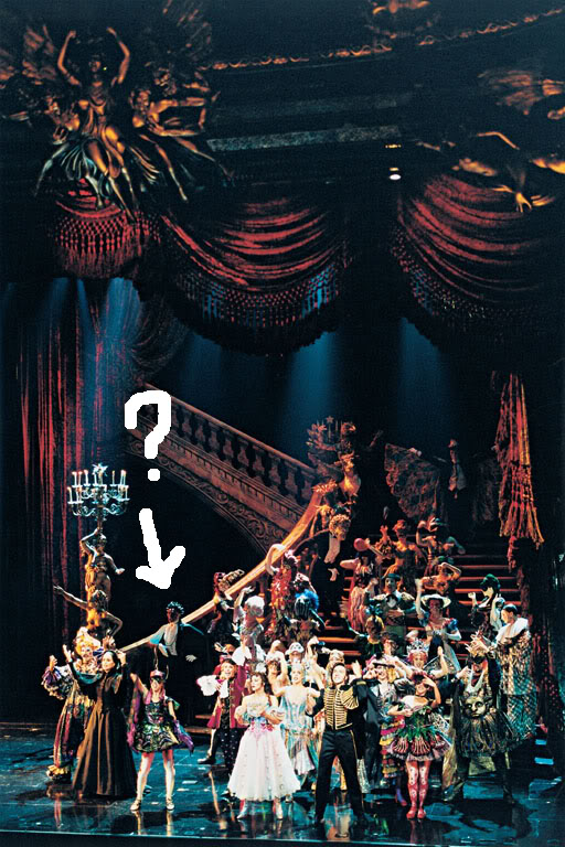 Did you Notice....from Phantom Notes Feb/Mar 1990 Masqquestion
