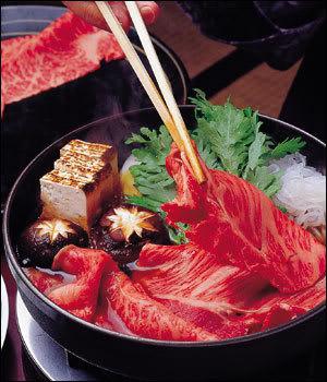 [Nhật Bản - Japan][Recipe] Sukiyaki Sukiyaki