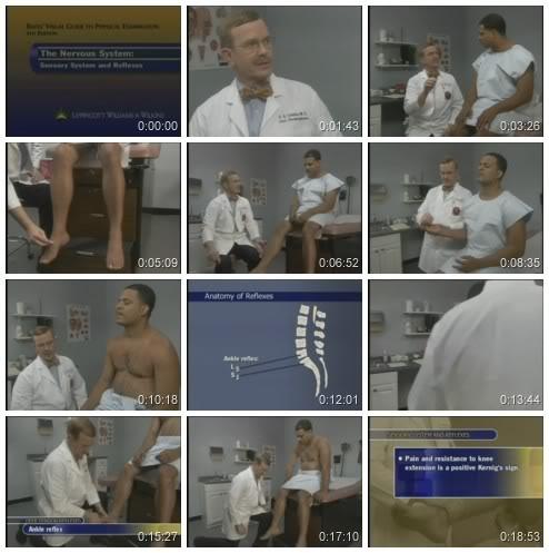 Bates' Visual Guide to PE 4th ed 2005 :: فيديوهات كلينيكال جميلة 11