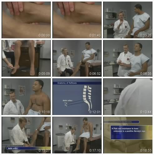 Bates' Visual Guide to PE 4th ed 2005 :: فيديوهات كلينيكال جميلة 12