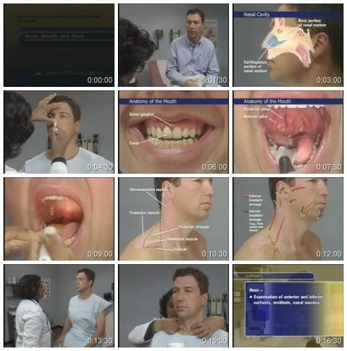 Bates' Visual Guide to PE 4th ed 2005 :: فيديوهات كلينيكال جميلة 2
