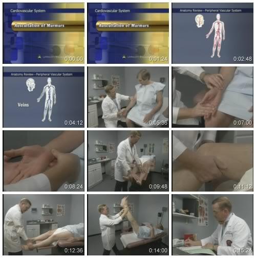 Bates' Visual Guide to PE 4th ed 2005 :: فيديوهات كلينيكال جميلة 5