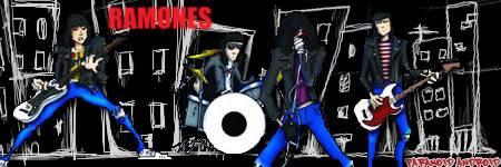 -The Paranoic Designs- Ramonesfirma