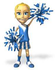 cheer leader Pictures, Images and Photos