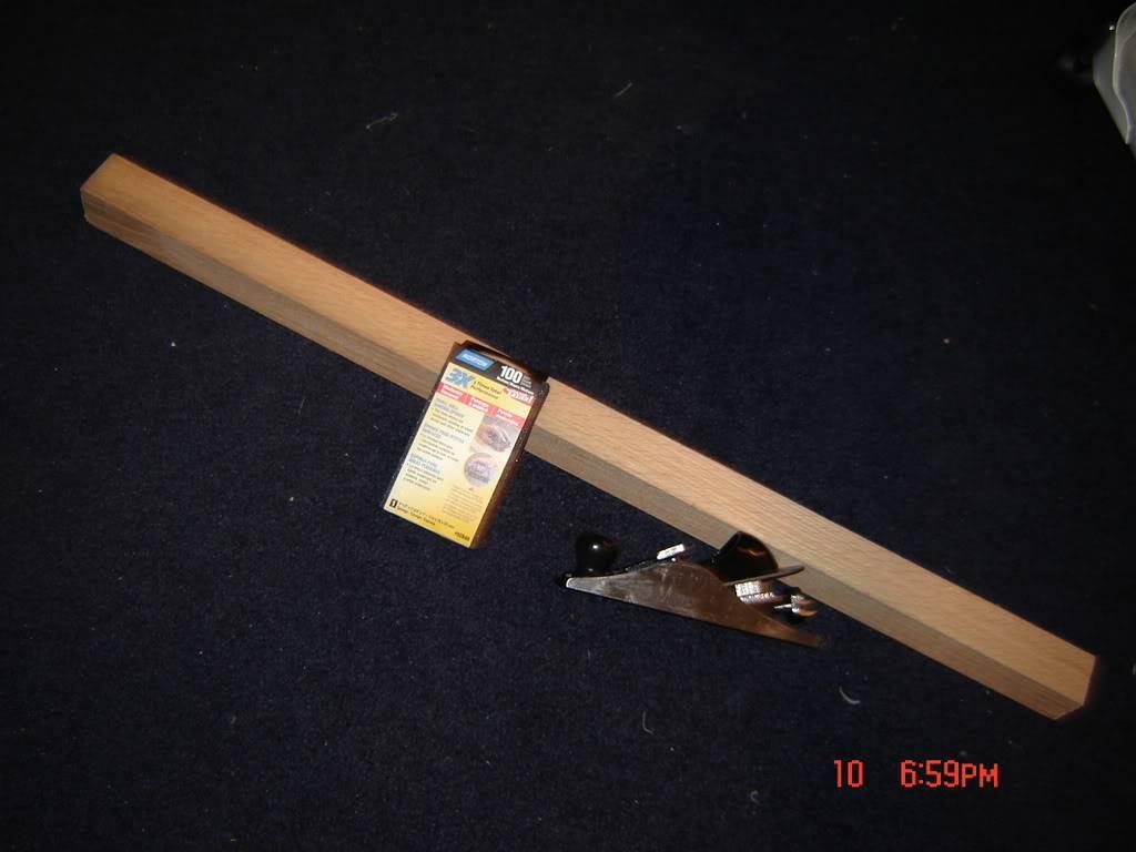 Building A Bokken DSC03512