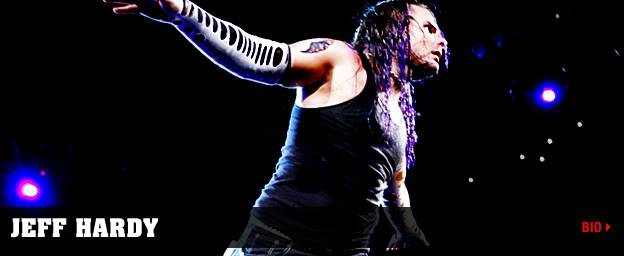Jeff Hardy vs Undertaker - Extreme Rules Match Jeffhardy