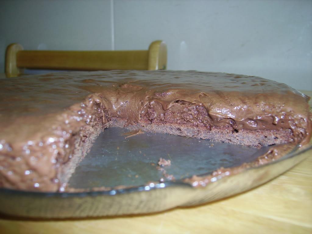 Tarte de Mousse de Chocolate IMGP0190