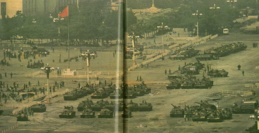 20 năm sự kiện Thiên An Môn Thienanmon1
