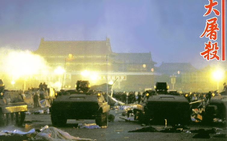 20 năm sự kiện Thiên An Môn Thienanmon2