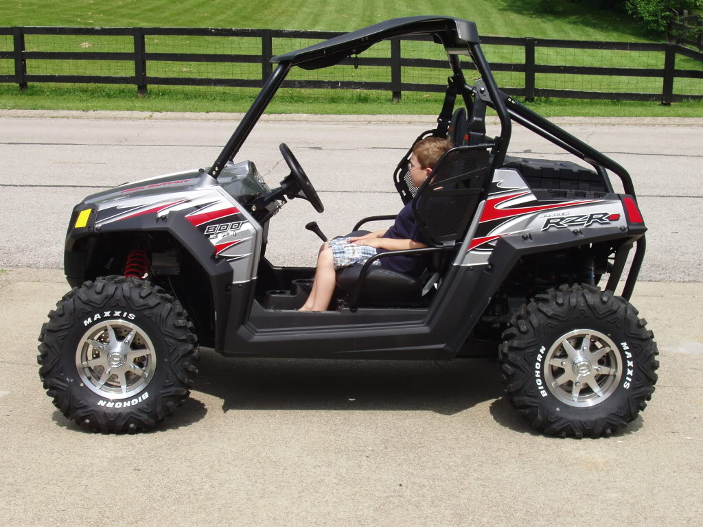Show off your Rzr!  Post pics of your tricked out Rzr. P5150098