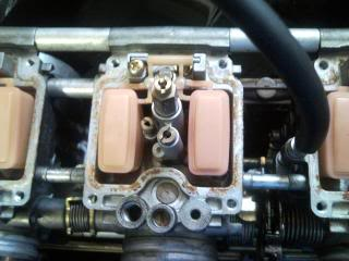 Bandit 650N Carburada - Vazamento e Consumo Elevado SNC00131