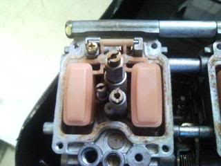 Bandit 650N Carburada - Vazamento e Consumo Elevado SNC00132