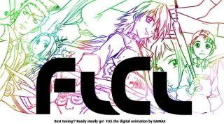 [DD] FLCL < Furikuri > Flcl