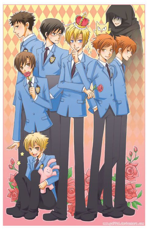 imagenes 1 _ouran_host_club__by_Pallid