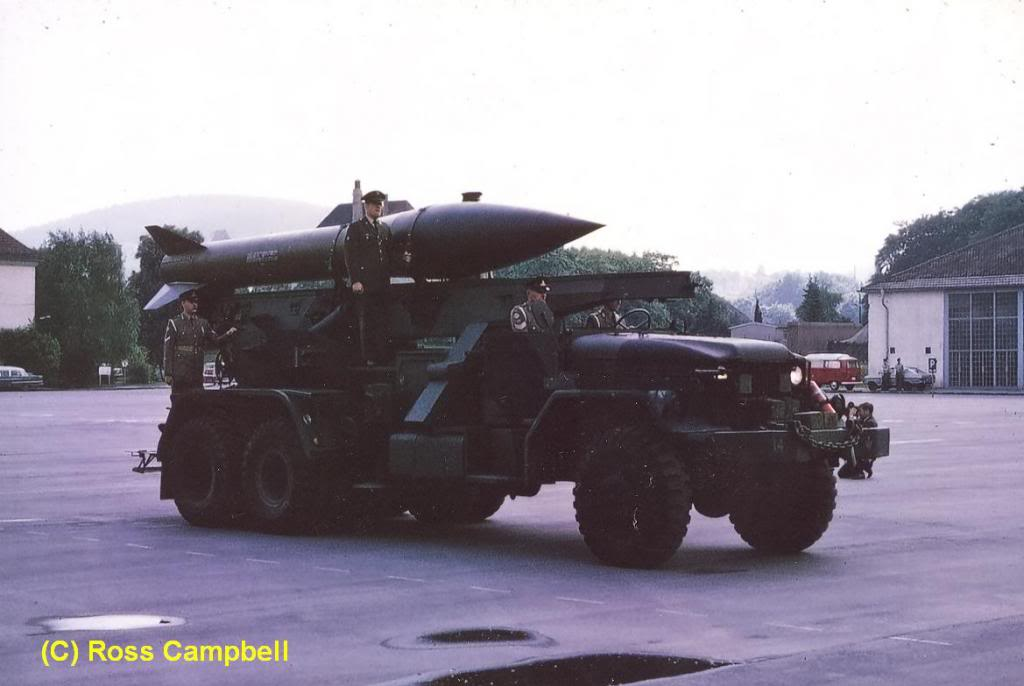 Final Parade of 1 SSM Battery, RCA, Fort Qu'Appelle, 1970 RossCampbellscan50FortQuAppelle1970