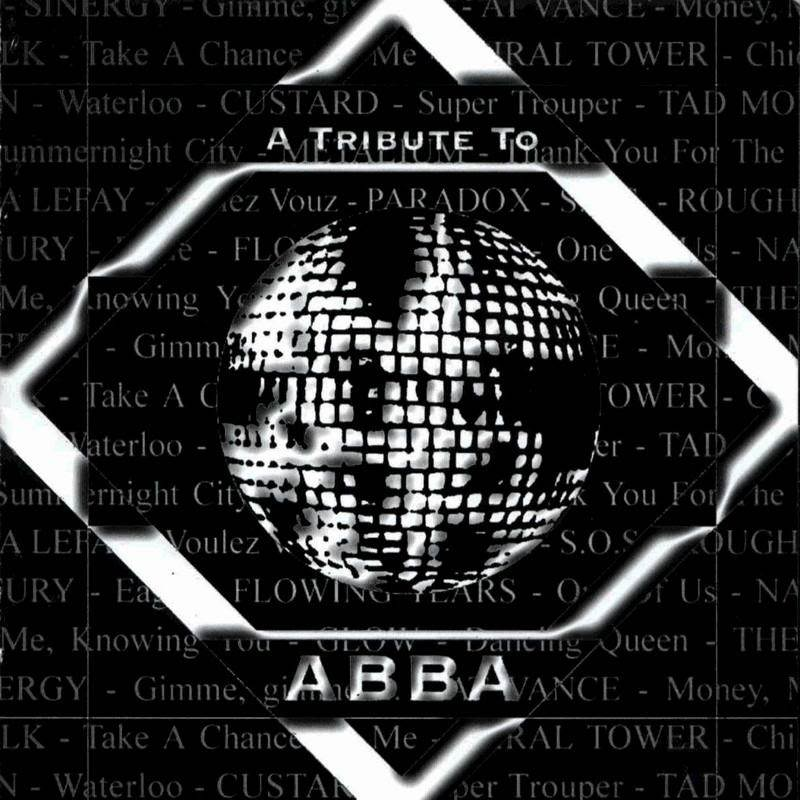 ABBA Metal - A Tribute to Abba (2001) ATributeToABBA-Frontal