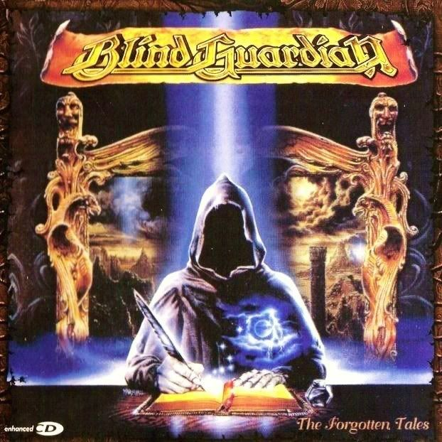 Blind Guardian - The Forgotten Tales [«The Remasters 2007 TheForgottenTalesRM2007-Frontal