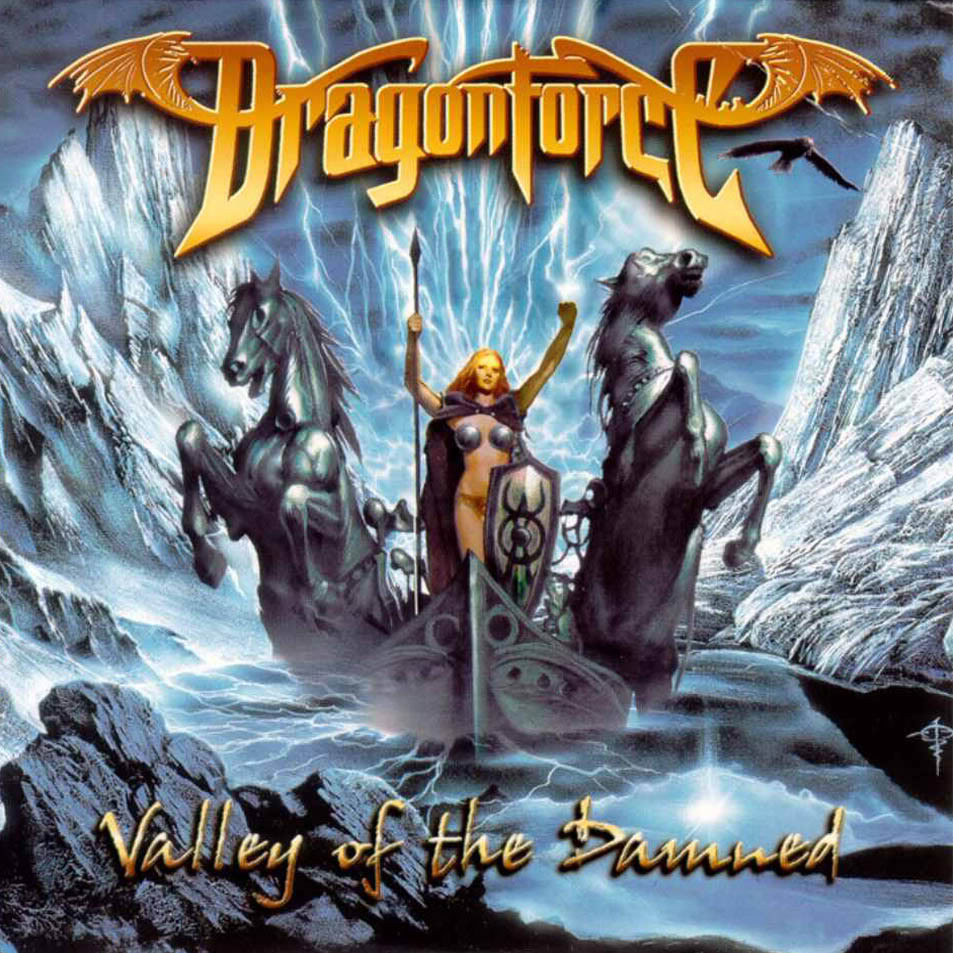 DragonForce - Valley Of The Damned [Edición Japonesa] VOTDfront