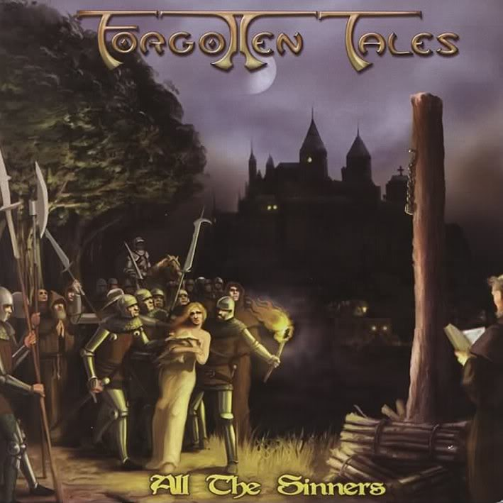 Forgotten Tales - All The Sinners (2004) ForgottenTales-AllTheSinnersFront