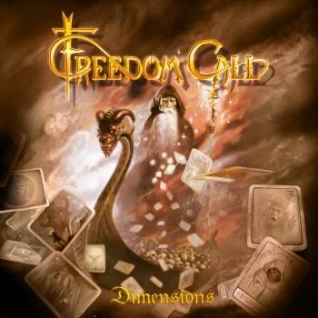 Freedom Call - Dimensions (2007) Dimensions2