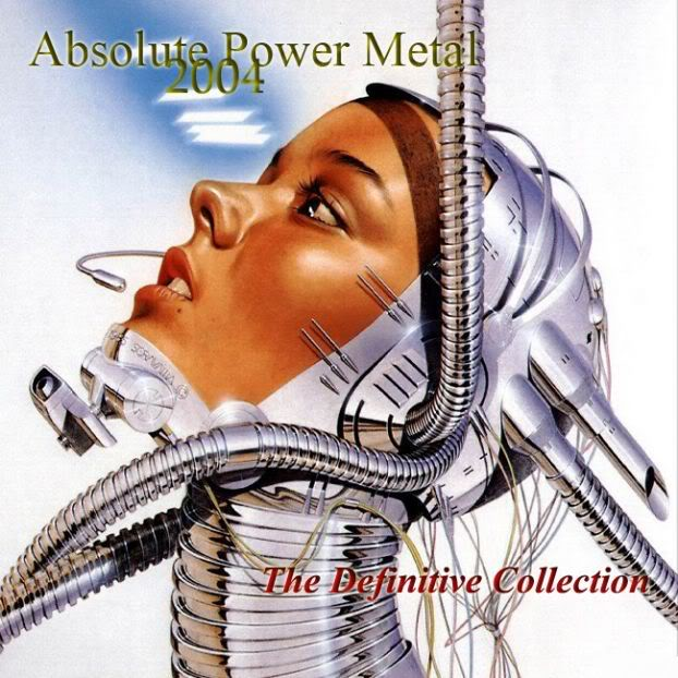 Absolute Power Metal - The Definitive Collection PowerMetalAbsoluto