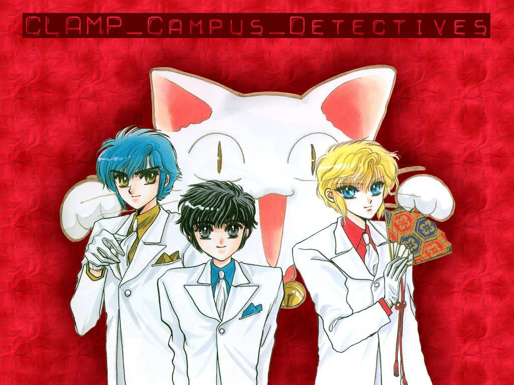 [Gallery] Đội thám tử học viện Clamp 1024Clamp20Campus20Detectives4015
