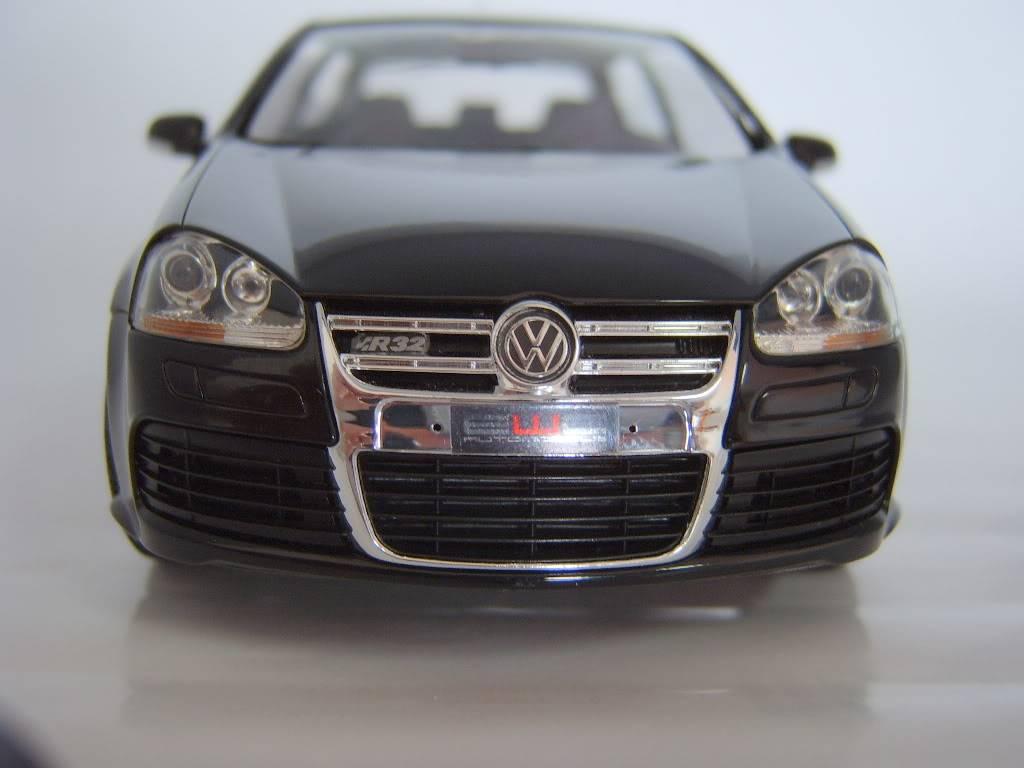 Golf R32 Frente1