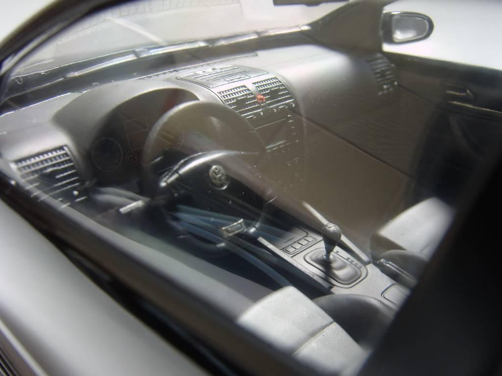 Golf R32 Interior1