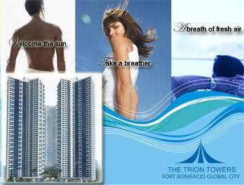 Premiere Condos in Metro Manila - No Down Low Monthly Trionwebflyer