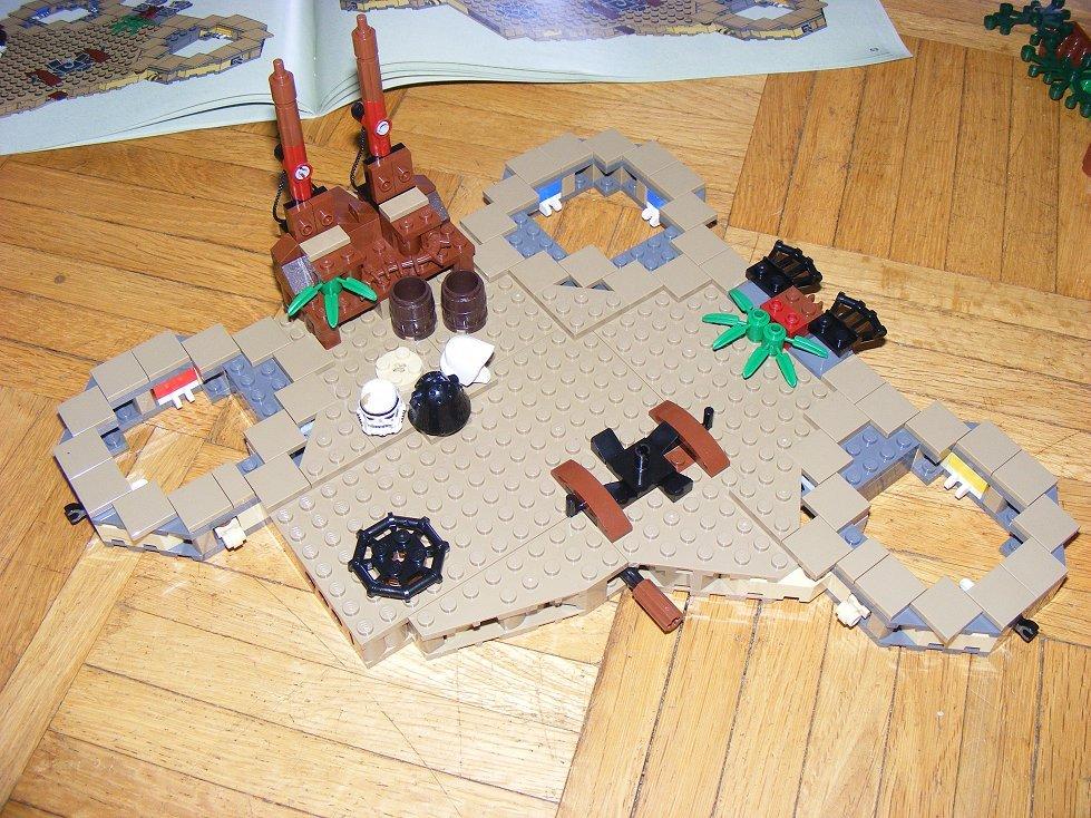 Lego Star Wars 10236 Village des Ewoks 10236-74_zpshcwaeoa2