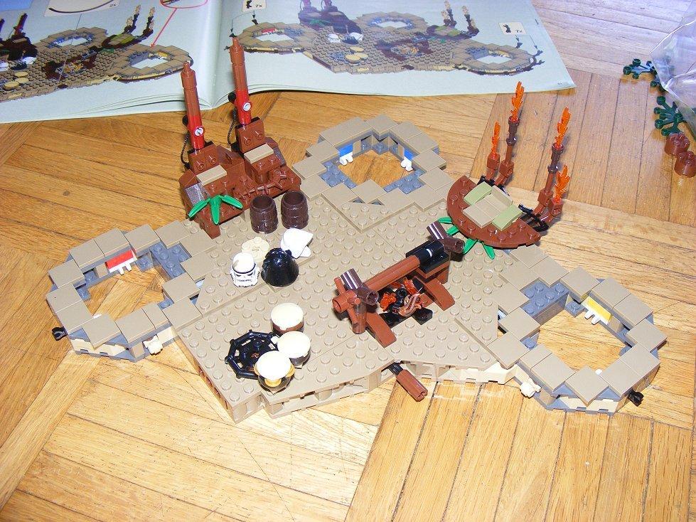 Lego Star Wars 10236 Village des Ewoks 10236-75_zpsksfvbjn6