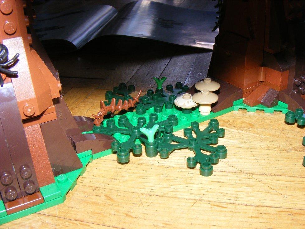 Lego Star Wars 10236 Village des Ewoks 10236-81_zpsjjkvvtj2