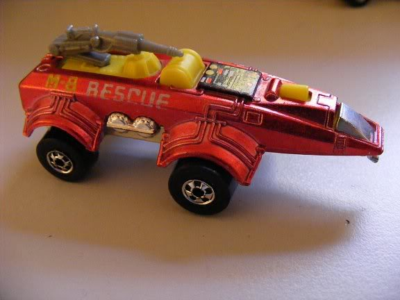 Hot Wheels SpaceRacer19822