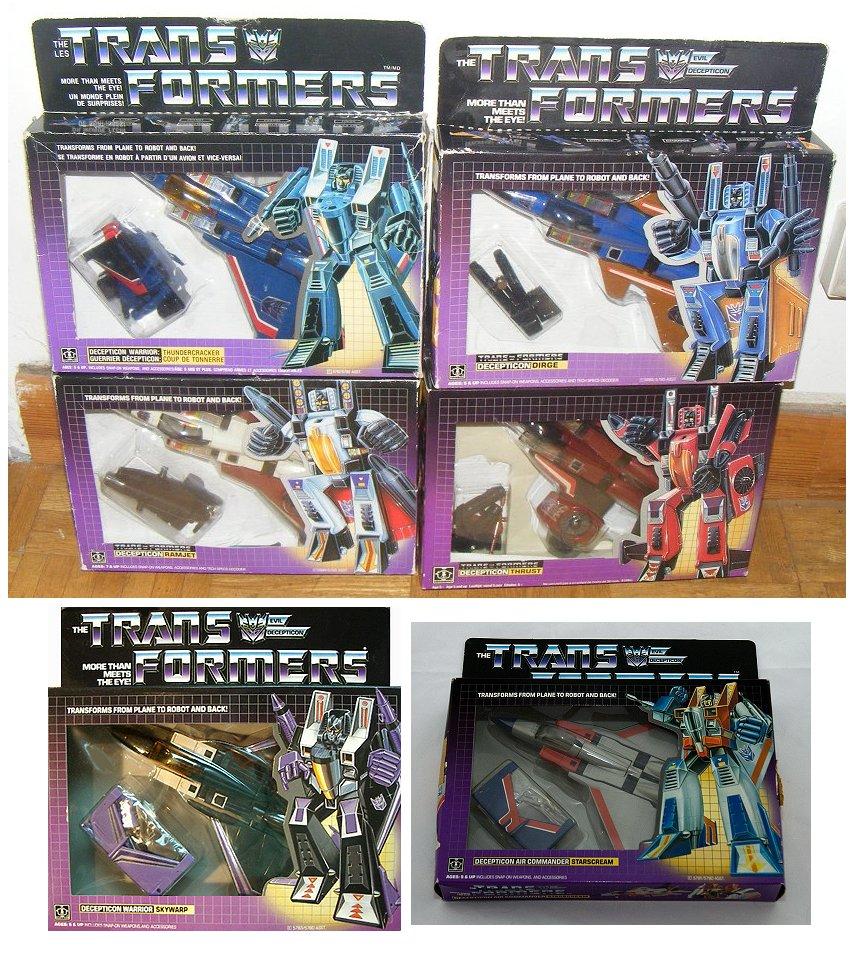 Transformers G1 (Hasbro) Seekers_zpse6819de4