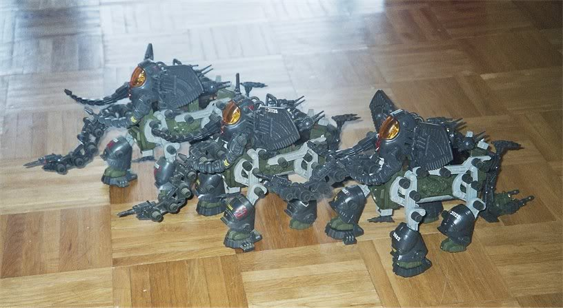 [DOSSIER]  l'Army Building. Tempmammoth