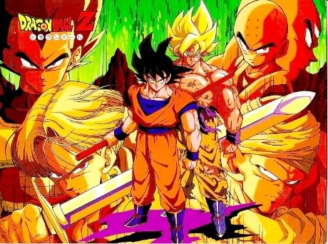 Dragonball z Rpg