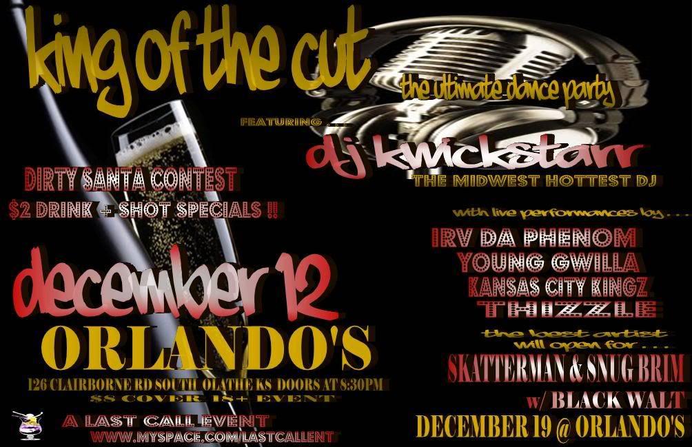 Show decemebr 12 2009