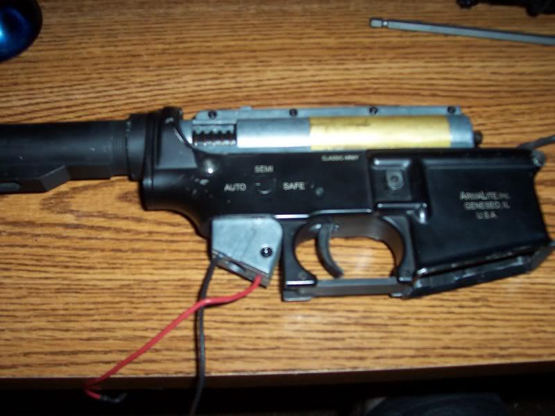 Echo1 M4 review / upgrade (56k killer) 100_0897
