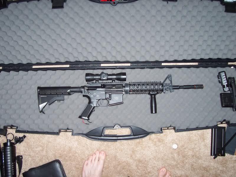 Echo1 M4 review / upgrade (56k killer) 100_0900