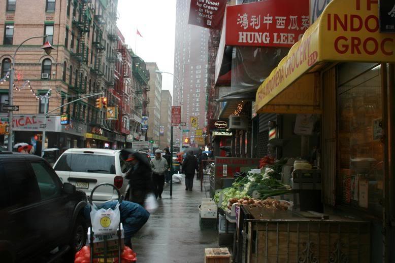 CRÓNICA NEW YORK NEW YORK China