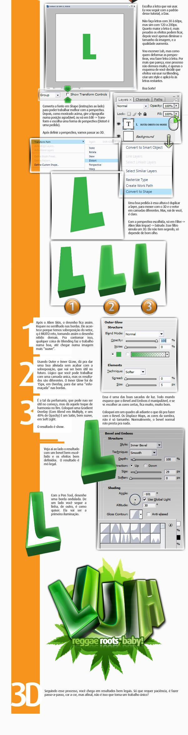 [Dica][Tipo] (V1) Design É Pra Quem Gosta, Dicas Legais e Tipografia Tutorial-Design-1c