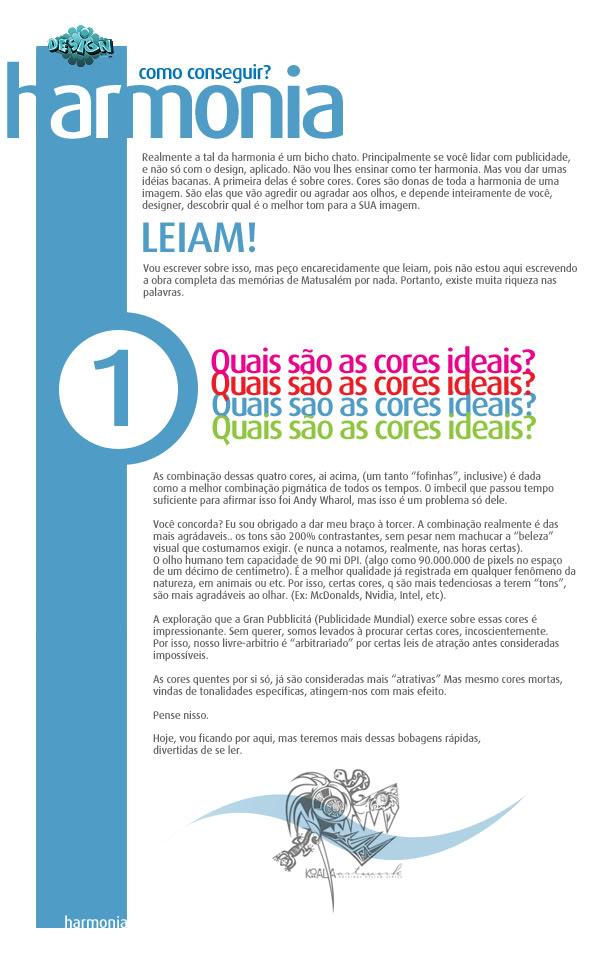 [Dica][Tipo] (V1) Design É Pra Quem Gosta, Dicas Legais e Tipografia Tutorial-Design-2