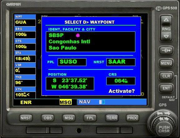 Aprenda a fazer rota no GPS 123