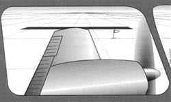 Visual Flight Rules(VFR) Pernadovento